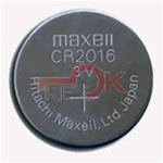 MAXELL Batterie a bottone Litio CR2016